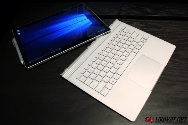 Microsoft Surface Book Hands On 21