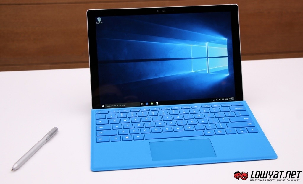 Microsoft Surface Pro 4 Hands On 02