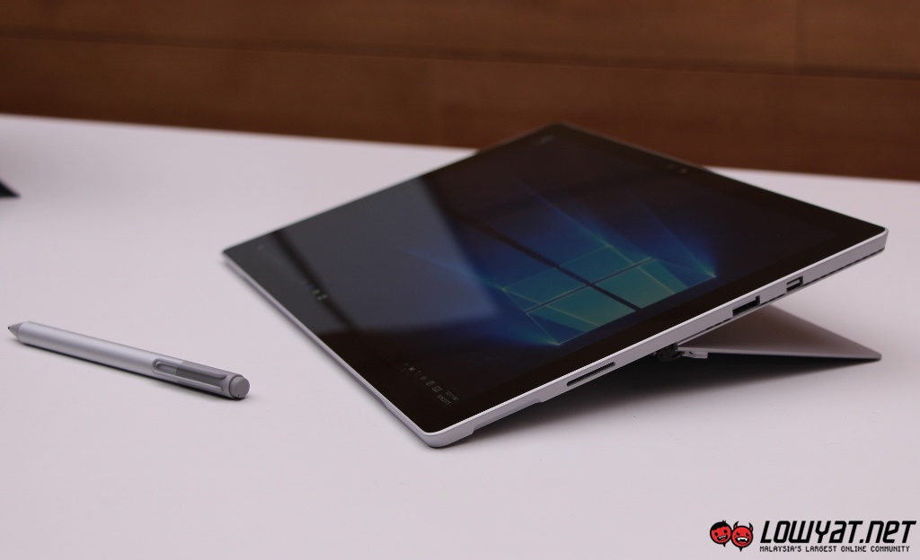 Microsoft Surface Pro 4 Hands On 06
