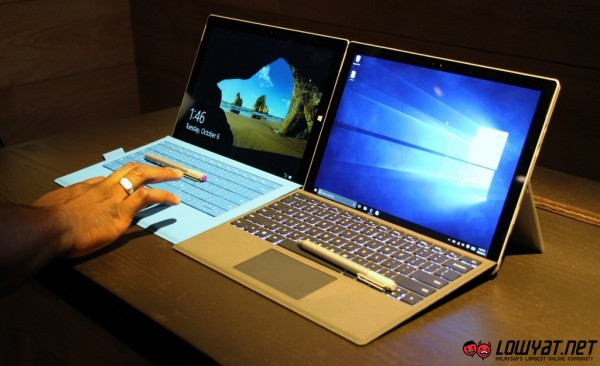 Microsoft Surface Pro 4 Hands On24