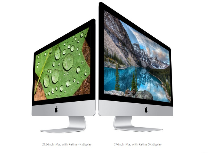 New iMac With Retina