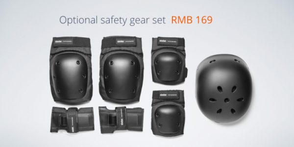 Ninebot mini safety gear