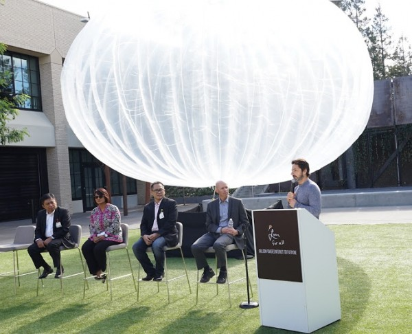 Project Loon Indonesia