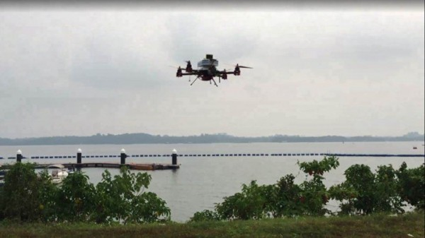 SingPost Drone Delivery