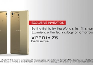Sony Xperia Z5 ROI LYN