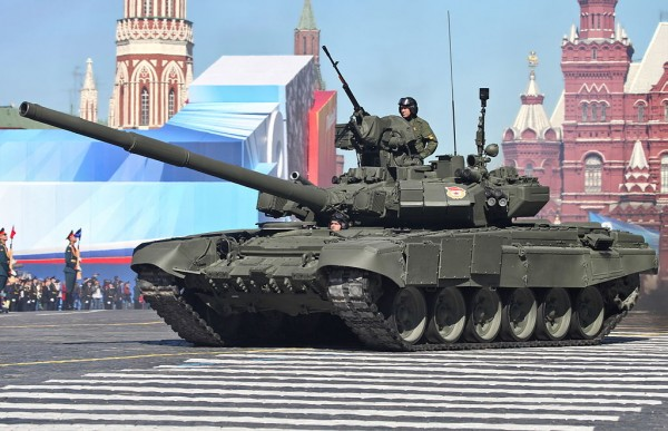 T-90 Victory Day Parada 2013
