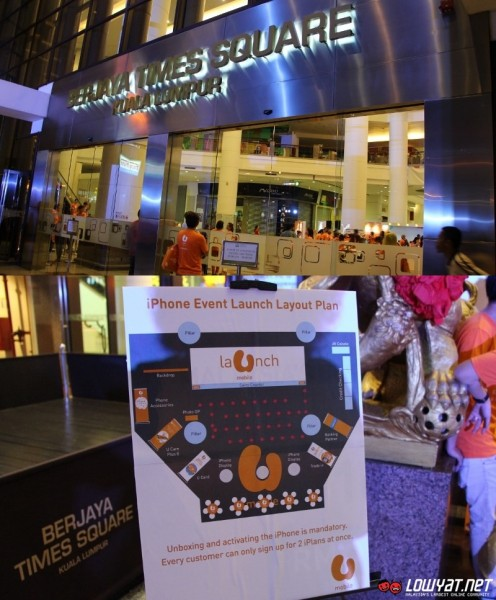 U Mobile iPhone 6s Launch 01