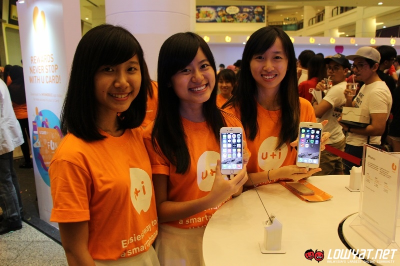 U Mobile iPhone 6s Launch 09
