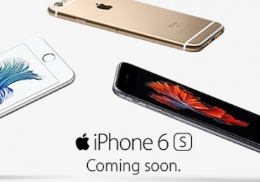 iPhone 6s and 6s Plus Coming Soon
