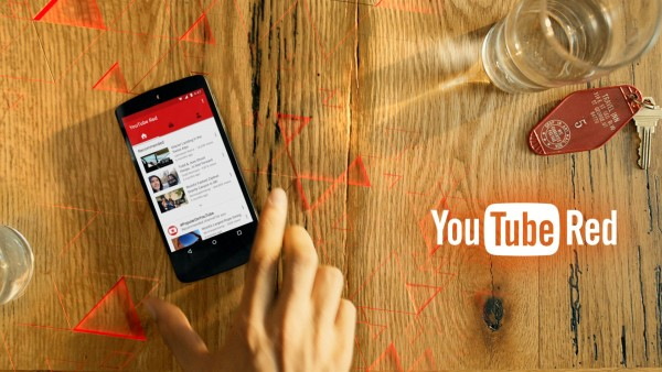 YouTube Red Is The Ad-free Subscription Fueled Version Of Youtube