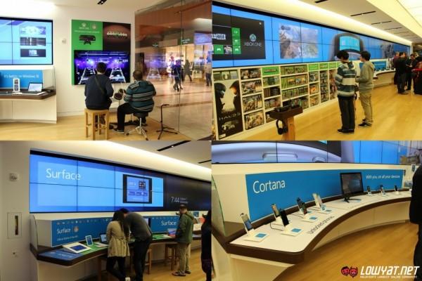 Microsoft Store Bellevue