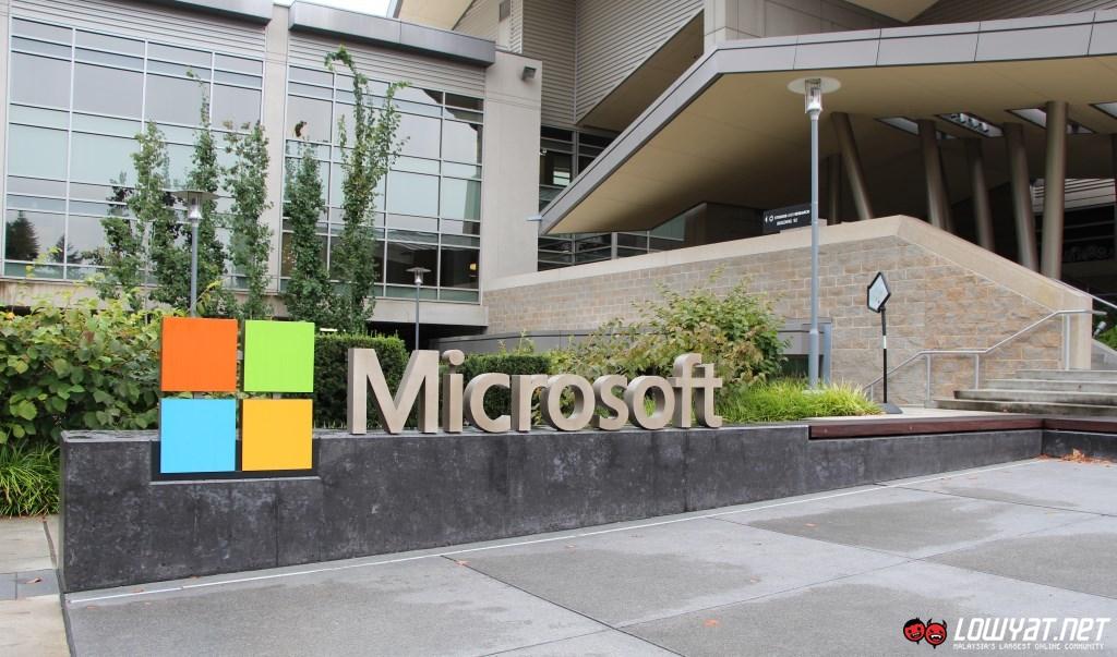 microsoft redmond office. Microsoft Redmond Campus Office