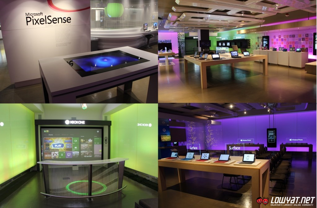 inside the mothership a tour of microsoft redmond campus part 1