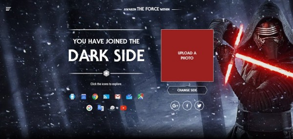 Google Dark Side