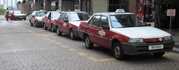 Malaysian Taxi