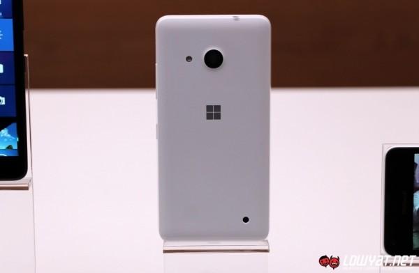 Microsoft Lumia 550 Eyes On 03