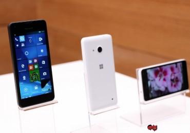 Microsoft Lumia 550 Eyes On 04