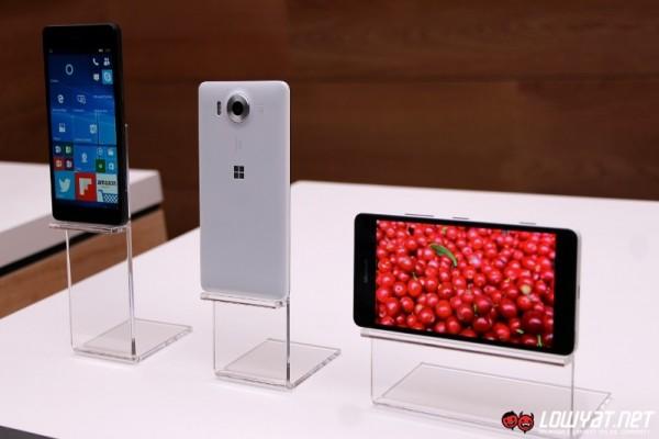 Microsoft Lumia 950 Eyes On 02