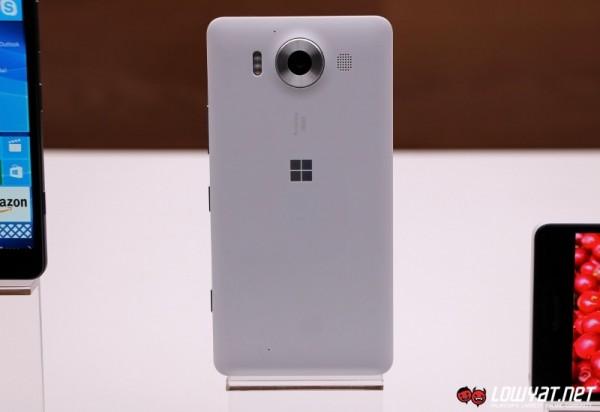 Microsoft Lumia 950 Eyes On 03
