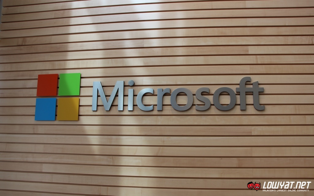 Microsoft Redmond Campus Tour Part 2 01