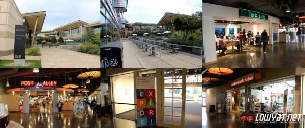Microsoft Redmond Campus Tour Part 2 09