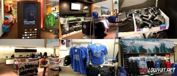 Microsoft Redmond Campus Tour Part 2 11