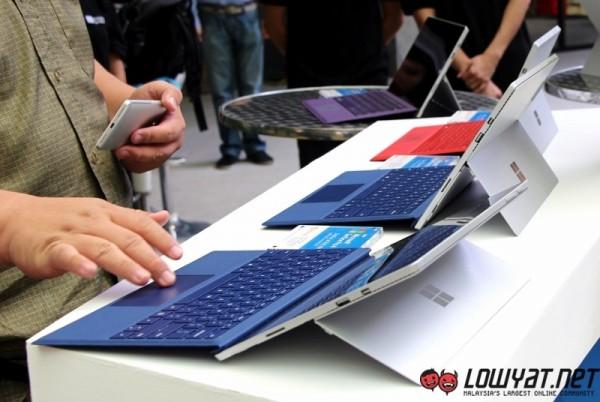 Microsoft Surface Pro 4 Launch Malaysia 02