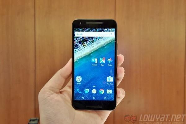 Nexus 5P Hands On009