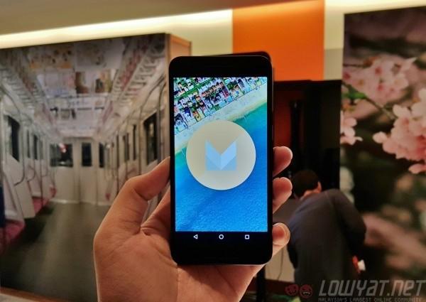 Nexus 5P Hands On013