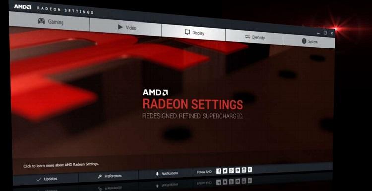 Radeon Software Promo