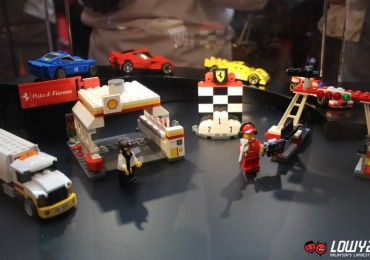 Shell V-Power LEGO Collection Malaysian Launch 01