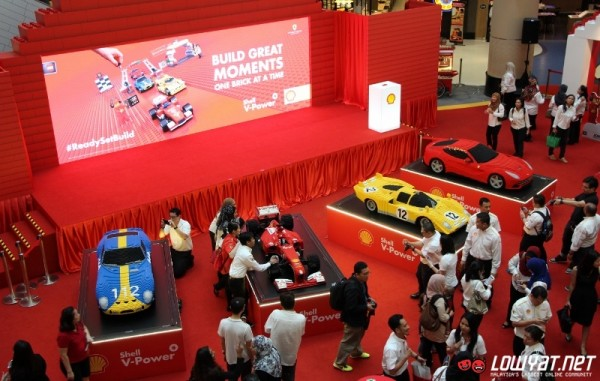 Shell V-Power LEGO Collection Malaysian Launch 09