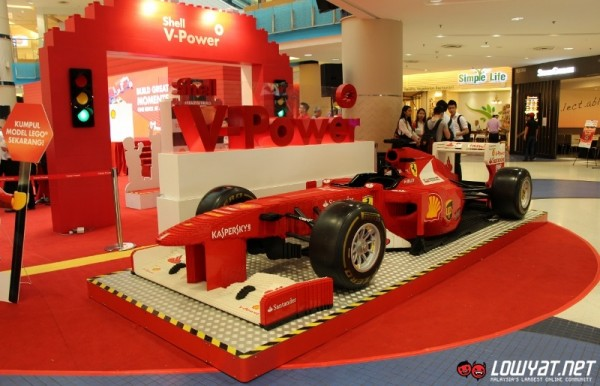 Shell V-Power LEGO Collection Malaysian Launch 11