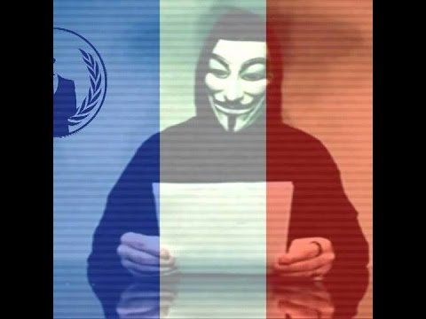 Anonymous Declares War On ISIS In Wake Of Paris And Beirut Attacks