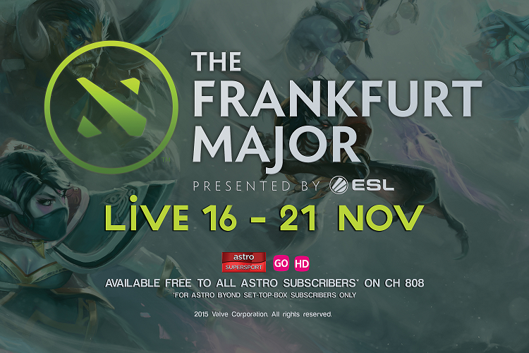 dota 2 frankfurt majors to be broadcast live on astro lowyat net