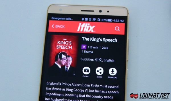 iflix Download Offline Viewing 02