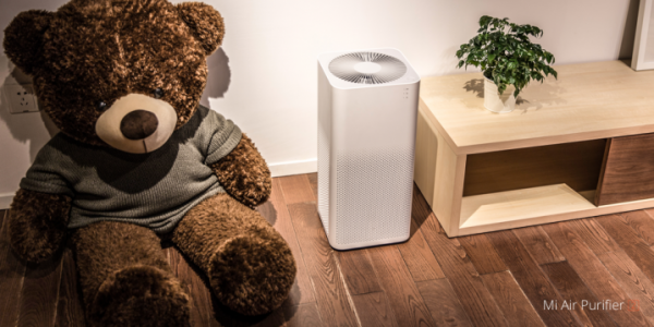 mi air purifier teddy