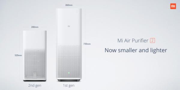 smaller mi air