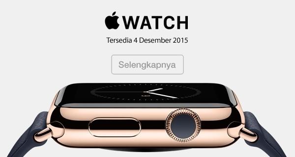 Apple Watch Indonesia