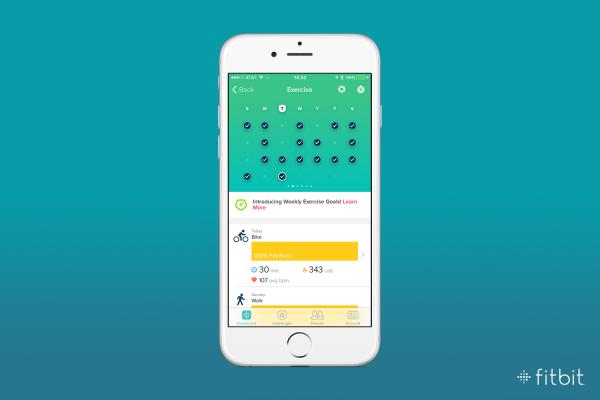 Fitbit--Exercise-Screen-Calendar-Menu