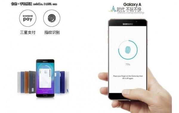 Galaxy A9 6
