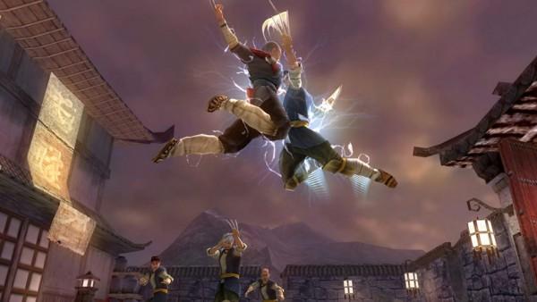 Jade Empire Origin Fight