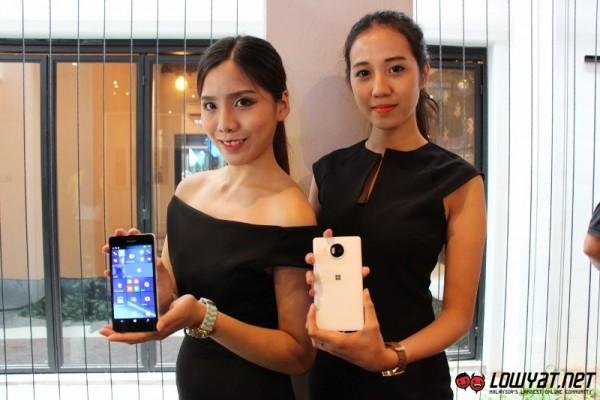 Microsoft Lumia 950 and Lumia 950 XL Malaysian Launch 01