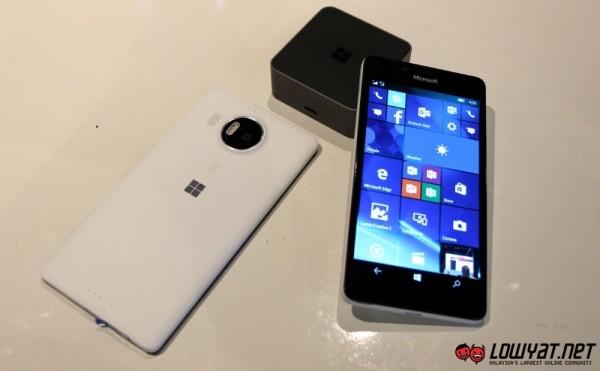Microsoft Lumia 950 and Lumia 950 XL Malaysian Launch 02