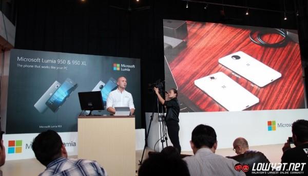 Microsoft Lumia 950 and Lumia 950 XL Malaysian Launch 05