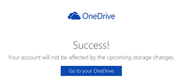 OneDrive No Reduction