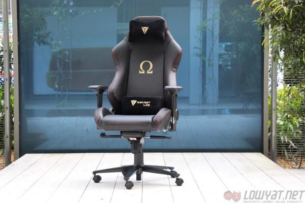 Secretlab Omega Stealth001