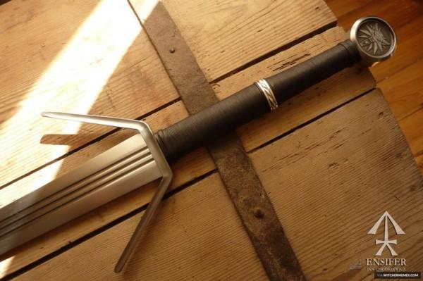 Witcher 3 Custom Sword Hilt
