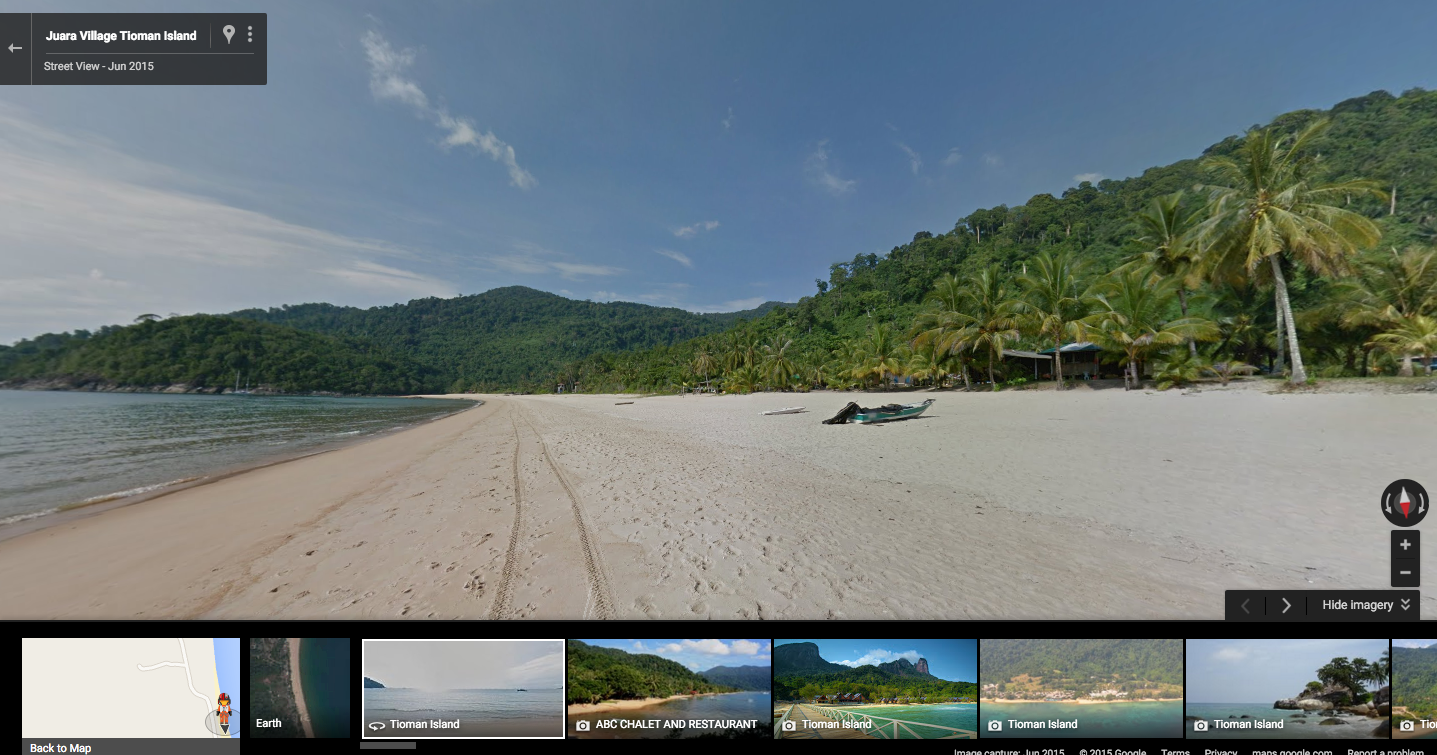 google adds tioman and labuan to google maps street view lowyat net. Black Bedroom Furniture Sets. Home Design Ideas