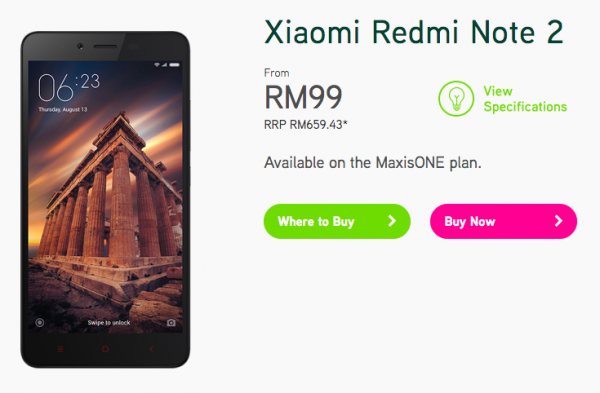maxisone-maxis-redmi-note-2
